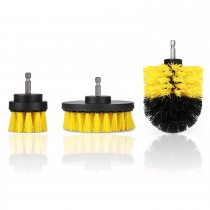All Purpose Drill Brush Attachment Set
