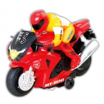 RC Motocycle Remote Control Toy (Red)