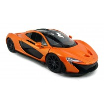 1:14 RC McLaren P1 Sport Car With Lights and Open Doors (Orange)