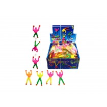 Sticky Wall Climbing Men Novelty Toy