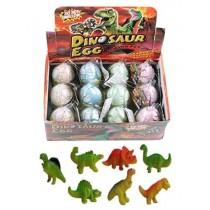12 Piece Growing Dinosaur Eggs