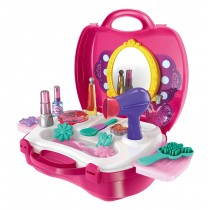 Pretend Play Makeup, Beauty Salon Play Set