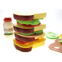16pcs Country Club Sandwich Playset
