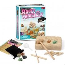 Rocks And Mineral Dig Kits