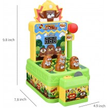 Arcade Whack A Mole Game For Toddlers