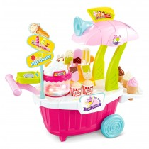 Super Market Sweet Shop Playset Pink