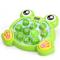 Arcade Whack A Frog Game For Kids