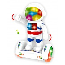 Astronaut Robot Toy With 3D Lights and Music
