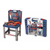 "16"" Pretend Tool Set Workbench For Kids"