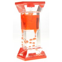Liquid Motion Bubbler Red