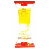 Liquid Motion Bubbler Yellow