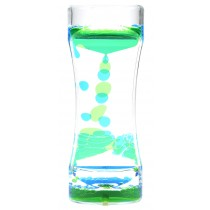 Liquid Motion Bubbler Blue Green