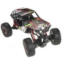 1:10 2.4G 4WD Rally Rock Crawler Car Red