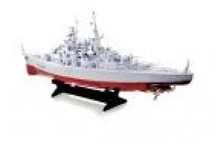 "28"" Radio Control Military Battleship (Grey Deck)"