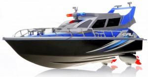 RC Patrol Boat (Blue)