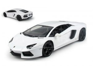 10? 1:14 Lamborghini Aventador LP700 (White)