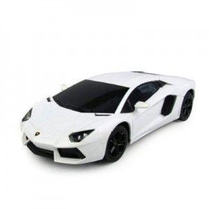 1:24 RC Aventador LP700 (White)