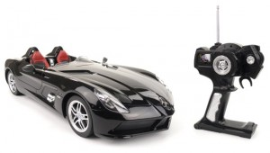 1:12 RC Mercedes-Benz SLR (Black)