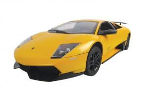 "10"" 1:14 Lamborghini Murcielago (Yellow)"