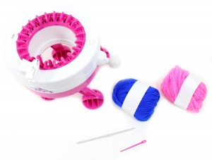 Smart Weaver Knitting Machine Kit For Kids