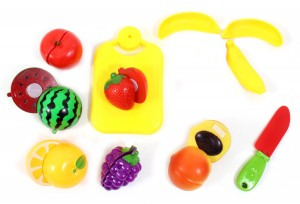Cutting Fruits Cooking Playset for Kids