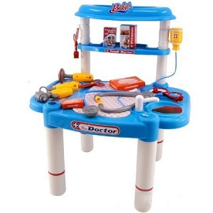 Little Doctors Deluxe Medical Doctor Playset for Kids