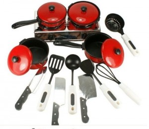 Kitchenware Play Set PS86C