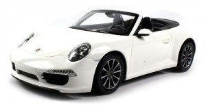 "14.5"" 1:12 Scale Licensed Porsche 911 Carrera S Electric Car"