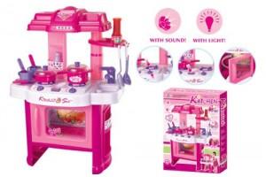 """24"""" Beauty Kitchen Set w/ Light and Sound"""