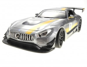 1:14 RC Mercedes AMG GT3 (Gray)