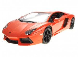 1:14 RC Lamborghini Aventador LP700 (Orange)