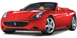1:12 RC Ferrari California (Red)