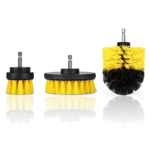 Drill Brush Attachment Set (Brush Cleaning Kit Only)
