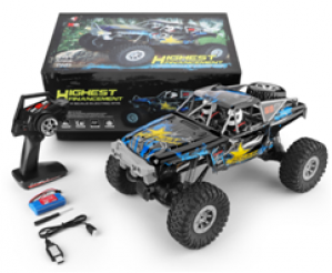 1:10 RC Electric Four Wheel Drive Truck