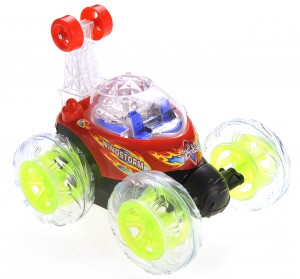 Invincible Twister - Remote Control Car w/ Lights and Sound