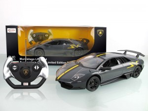1:14 RC Murcielago LP670-4 Superveloce Limited Edition (Grey)