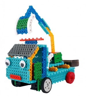 Building Blocks Build Robot Kit for Kids W/ 127pcs
