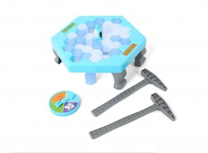 Save Penguin Ice Breaking Game Toy
