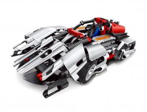 326pc Educational Construction Robot RC Racer Building Set