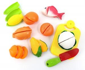 Cutting Board Play Food Playset