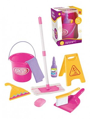Little Helper Pretend Cleaning Toy Play Set