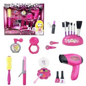 Pink Beauty Fashion Hair Salon Play Set