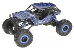 1:10 RC 2.4G 4WD Rally Rock Crawler Car (Blue)
