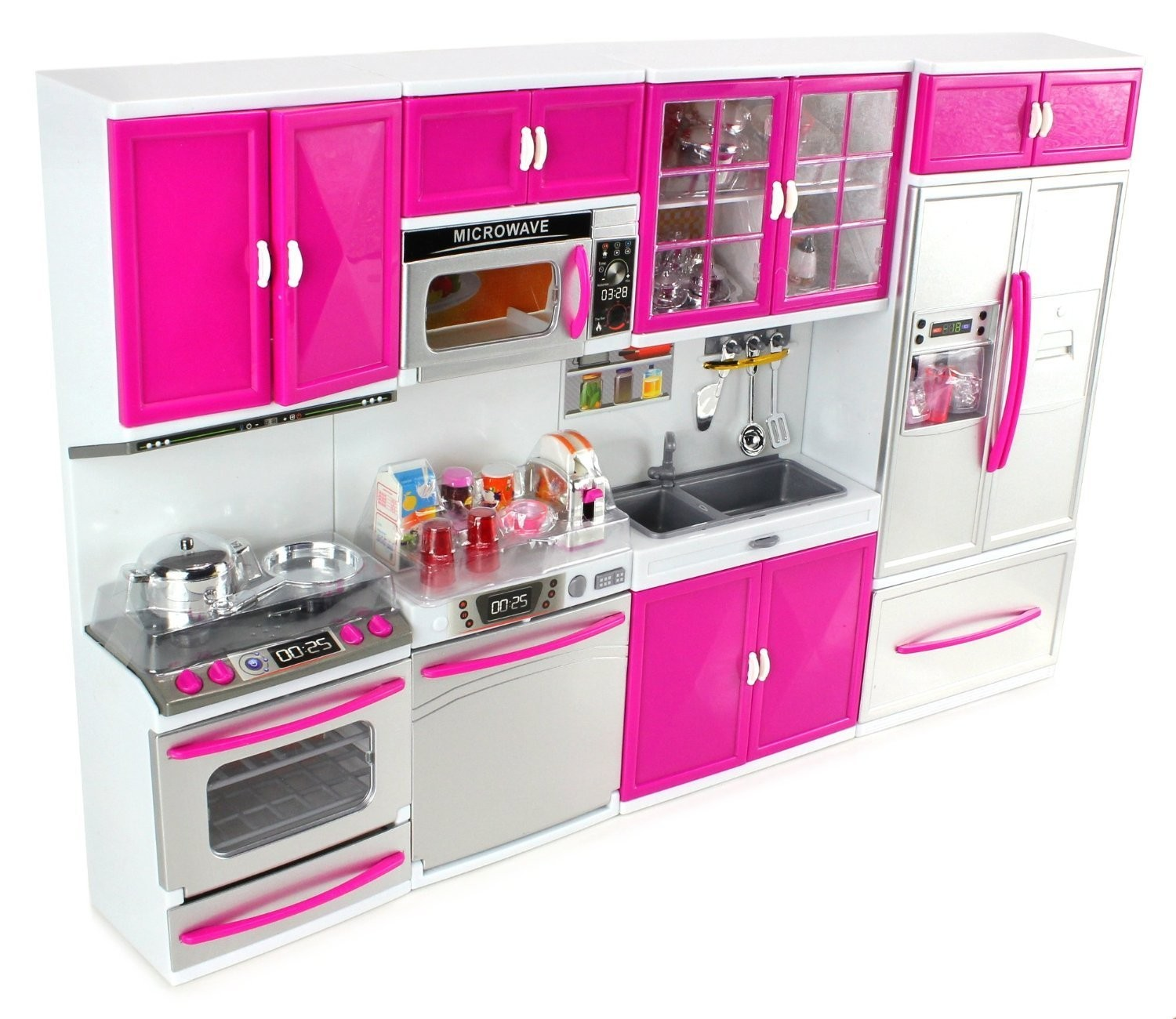 My Modern Kitchen 32 Full Deluxe Kit Battery Operated ...